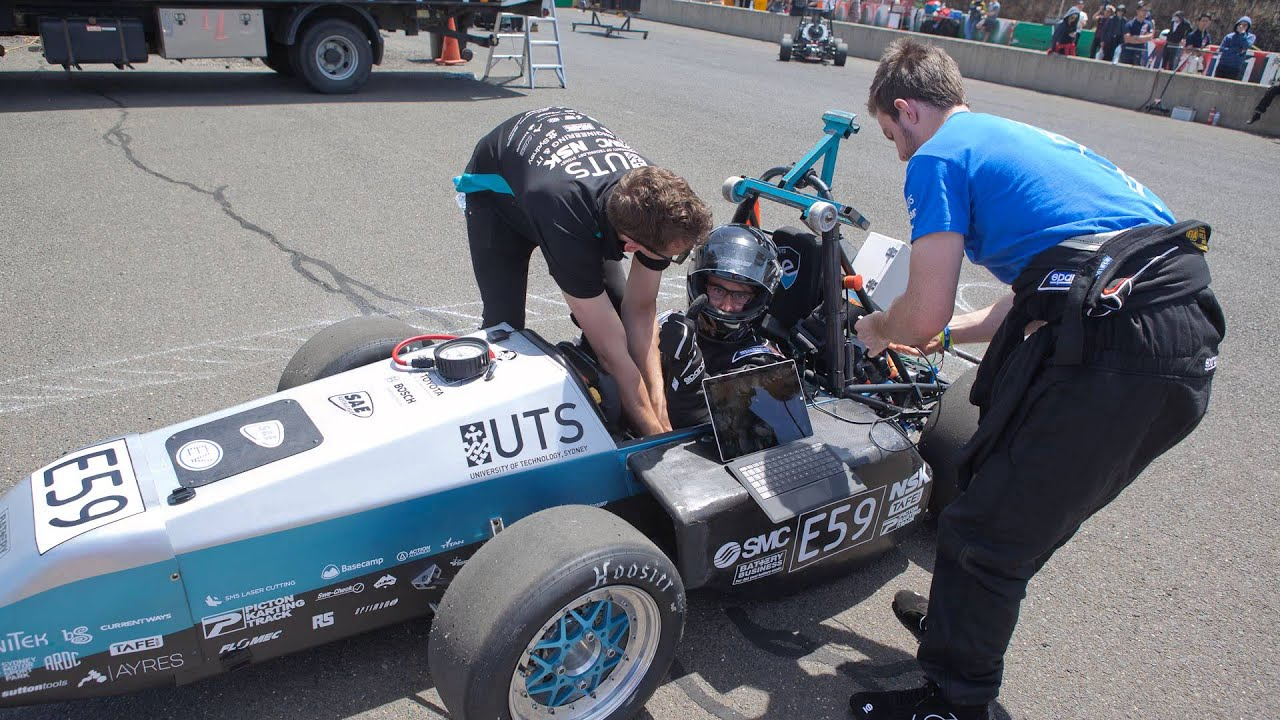 Download UTS Motorsports Electric Team Formula SAE 2015 | RS Components