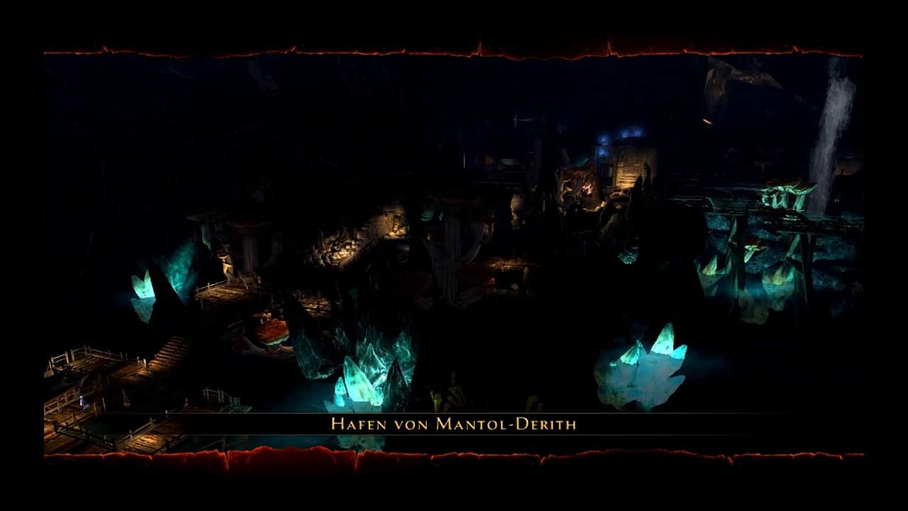 Neverwinter - Ausspähungsstein - Mantol Derith