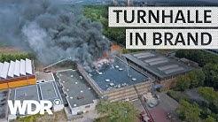 Hallendach in Flammen | Feuer & Flamme | Staffel 3 | WDR
