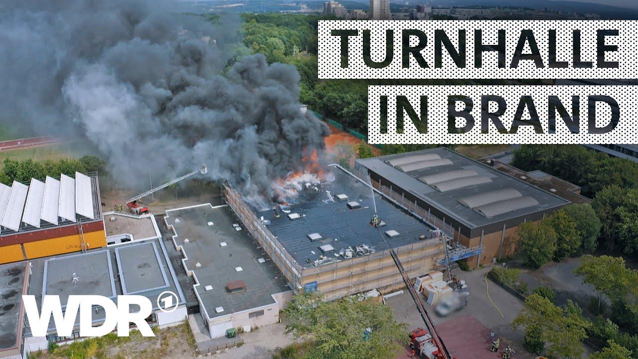 Bochum Diese Retter Machen Bei Doku Feuer Und Flamme Mit Waz De