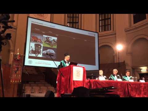 Walter de Silvia . Lectio Doctoralis - Part II