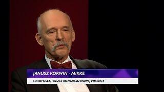 """Julia Pitera nie chce widzieć Janusza Korwin-Mikke w """"Bez pardonu"""" Tele 5, odcinek 6"""