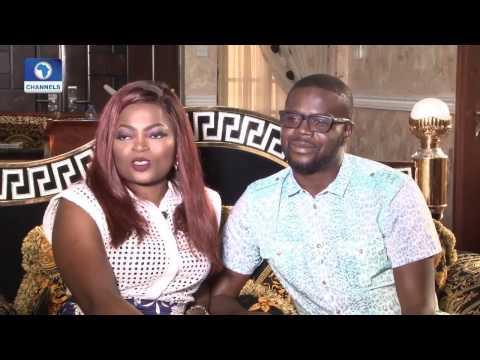 EN: Funke Akindele & JJC Skillz Partner On New TV Show, INDUSTREET