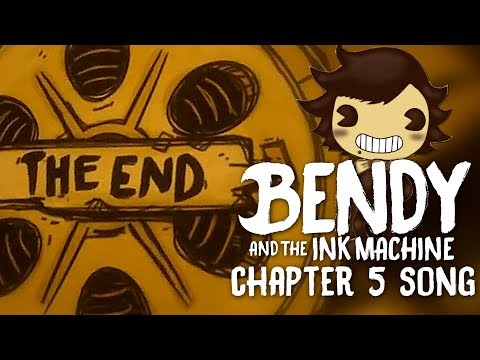 """THE END"" 