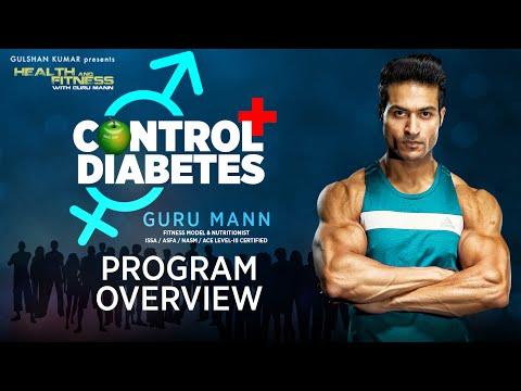 CONTROL DIABETES   Program Overview by GuruMann