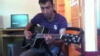 ankh hai bhari bhari (guitar) - Naseer uddin Naas