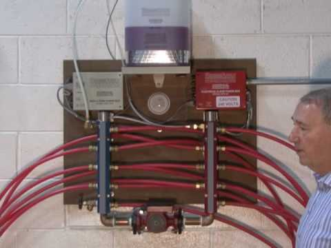 electric hydronic radiant floor heating - Electric Radiant Floor Heating