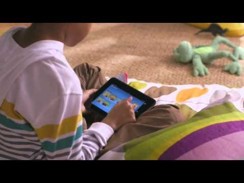 Kindle Fire Service for Parents to Control Kids Usage: FreeTime Unlimited (HD)