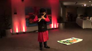 Luka Chupi - AR Rahman - Flute Cover - UCONN Diwali Event