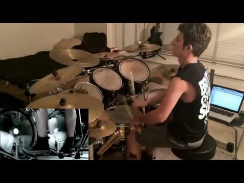 Remnants of the Tortured Abominable Putridity Drum Cover