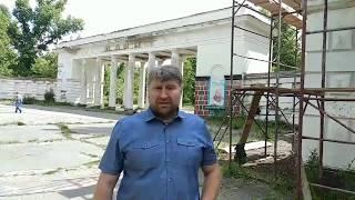 видео работы по реконструкции и реставрации
