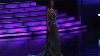 Miss New Jersey USA gown