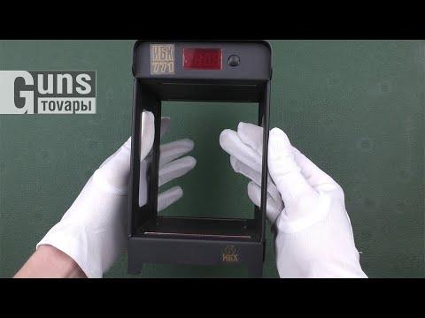 Оптичний рамковий хронограф ИБХ-771