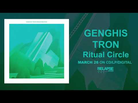 GENGHIS TRON - Ritual Circle (Official Audio)
