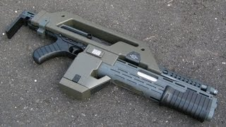 Aliens M41A Pulse Rifle Review (Snow Wolf) thumbnail