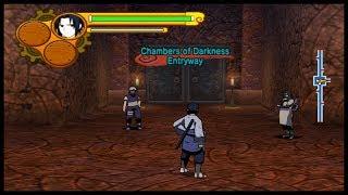 O INCRÍVEL RPG DO SASUKE!! - Naruto Shippuden Ultimate Ninja 5