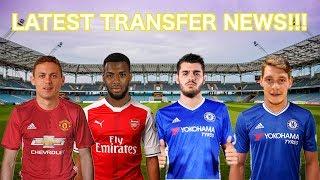 Latest transfer news!!! feat. matic, belotti, morata, lemar