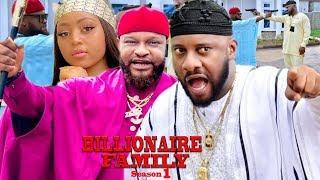 Billionaire Family part 1 - Yul Edochie|Regina Danials|2019 Latest Nigerian Nollywood Movie