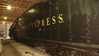 Kids Love Trains. The Real  Polar Express