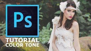 Tutorial Photoshop Vintage Color Tone (Indonesia)