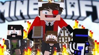 СТРАТЕГИЯ В МАЙНКРАФТЕ! КОМАНДА LastRise СНОВА НАЧАЛА БИТВУ ! Minecraft TowerHour