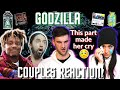 - COUPLE REACTS to Eminem - Godzilla ft. Juice WRLD Directed by Cole Bennett 30k Sub Special!!