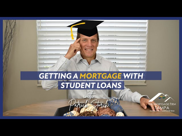 Can you get a mortgage with Student Loans? 🎓 YES!