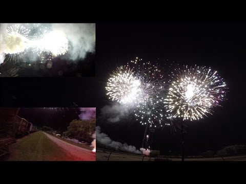 2015 Sycamore, IL Speedway Fireworks HD