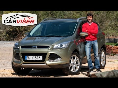 Ford Kuga Test Sr Review English subtitled