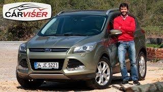 Ford Kuga Test Sürüşü - Review (English subtitled)