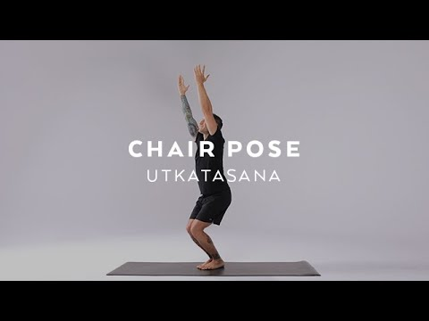 How to do Chair Pose | Utkatasana Tutorial with Dylan Werner