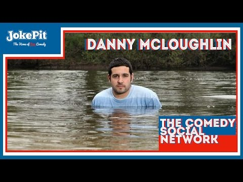 Danny Mcloughlin - Edinburgh Fringe Interview with Jamiesface - JokePit The Comedy Social Network