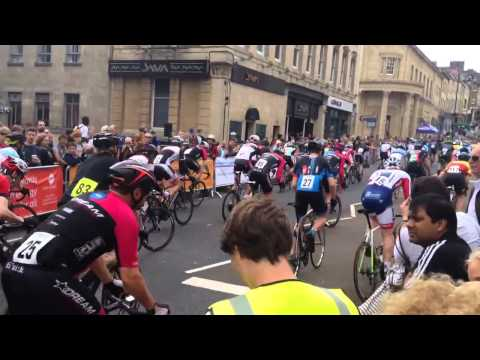 Bristol Grand Prix hits the streets