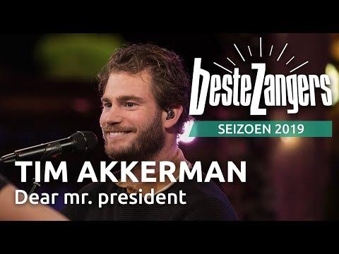Tim Akkerman - Dear Mr. President   Beste Zangers 2019