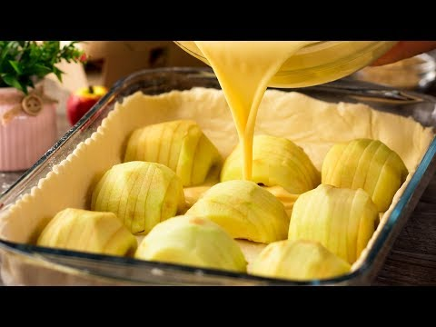 tarte-aux-pommes-facile-et-rapide-🍏-🍎-|-savoureux.tv