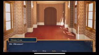 Sam in New York Visual Novel - Timed Choice Demo