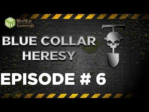 Finale - Blue Collar Heresy (Dark Heresy 2nd Edition) Ep 6
