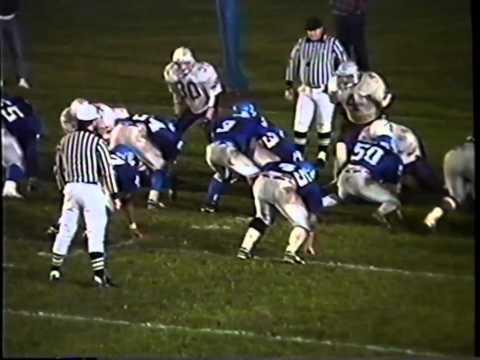 1994 Bardstown Football v. Harrodsburg - Region Championship