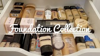 Makeup Collection 2018: Foundation Collection