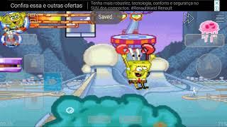 SpongeBob's Atlantis SquarePantis (GBA) Catching Plankton
