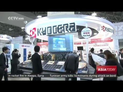 Smart Energy: Japan holds exhibition on smart, renewable energy