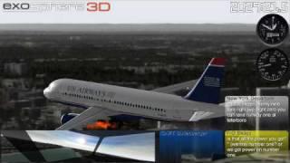 Flight 1549 3D Reconstruction, Hudson River Ditching Jan 15, 2009 Mp3