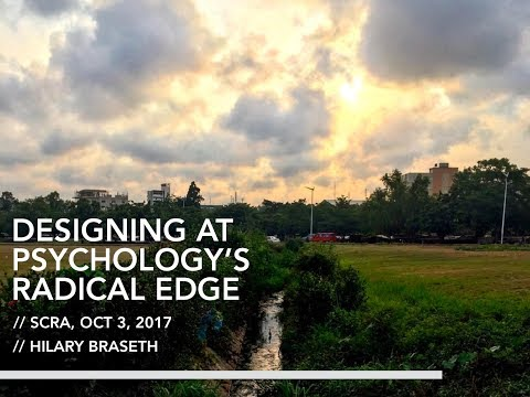 Designing at Psychology's Radical Edge: Where Introspection & Identity Meet Collective Action