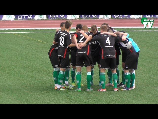 I ŚLJS: GTV Stadion Śląski Chorzów - GKS Tychy
