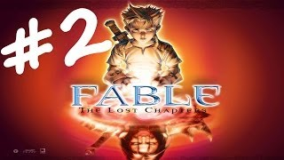 Fable: The Lost Chapters - #2 Обучение зла.