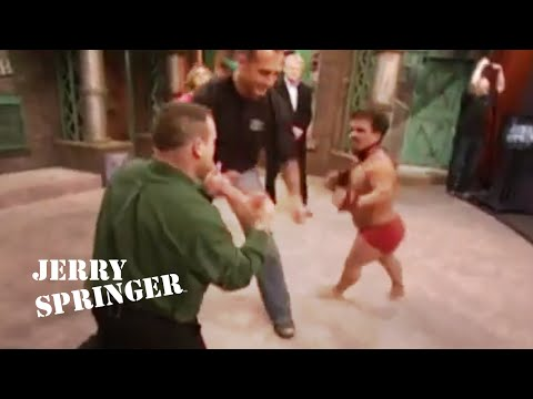 jerry springer funny clips