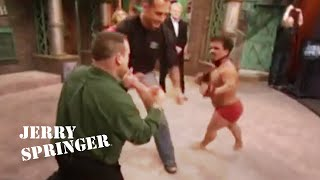 Jerry Springer Official - Funny FIGHT Montage