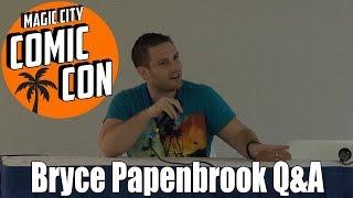 Bryce Papenbrook Q&A