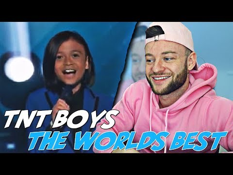 Reacting To TNT Boys - Listen  |  The Worlds Best Performance