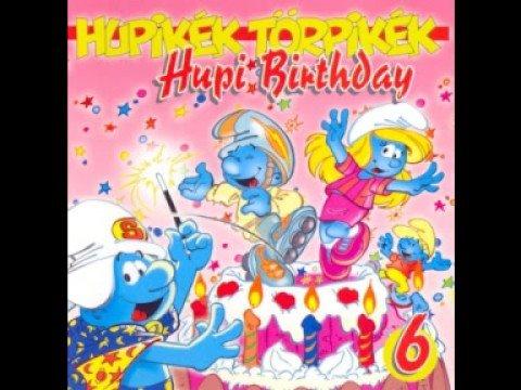 Hupikék Törpikék - Hupi Birthday (Hungarian)
